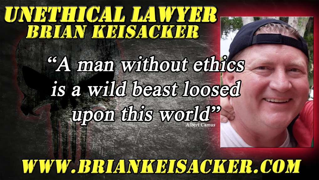 BRIAN KEISACKER beast LOOSED