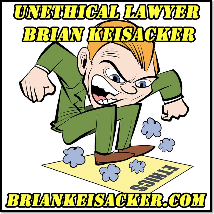 Brian Keisacker ethics