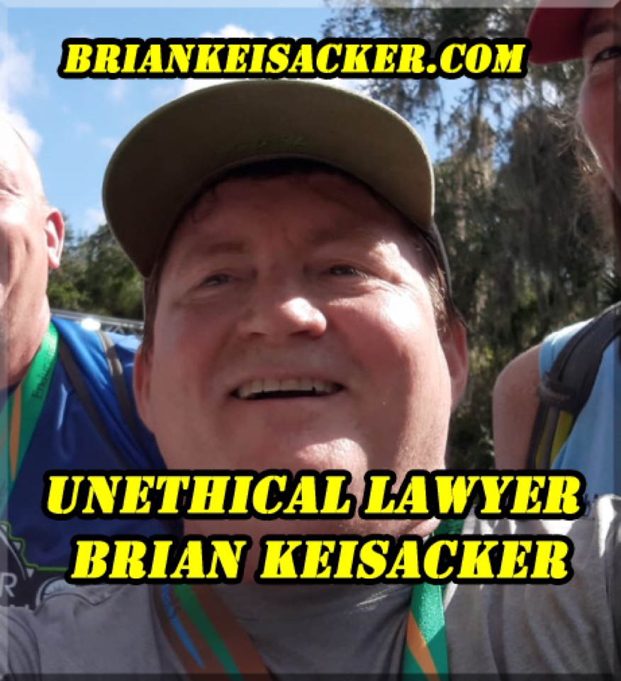 Brian Keisacker Unethical