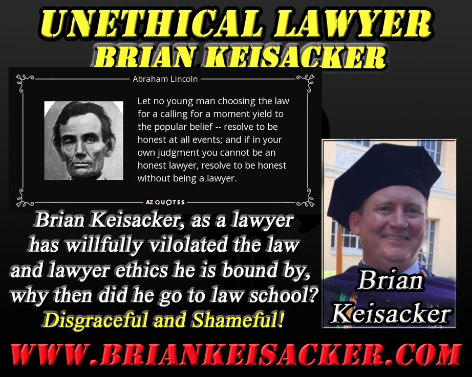 LAWYER BRIAN KEISACKER 8A