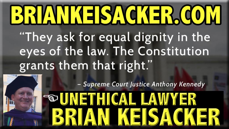 LAWYER BRIAN KEISACKER LAWYER 789