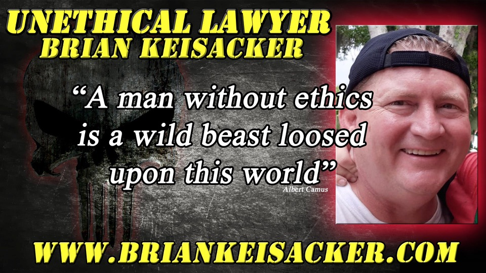 THE BEAST BRIAN KEISACKER